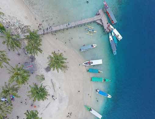 cara ke pulau pasumpahan