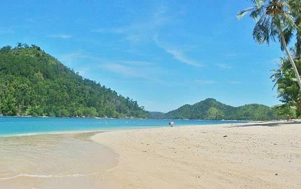 Pulau Pasumpahan Padang